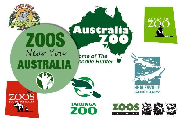 Australia zoo list