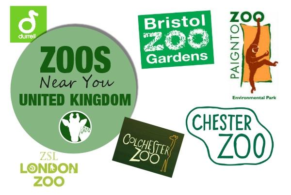 United Kingdom list of zoos